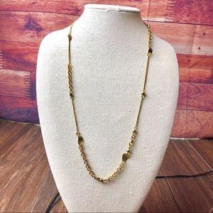 100% Brass Necklace